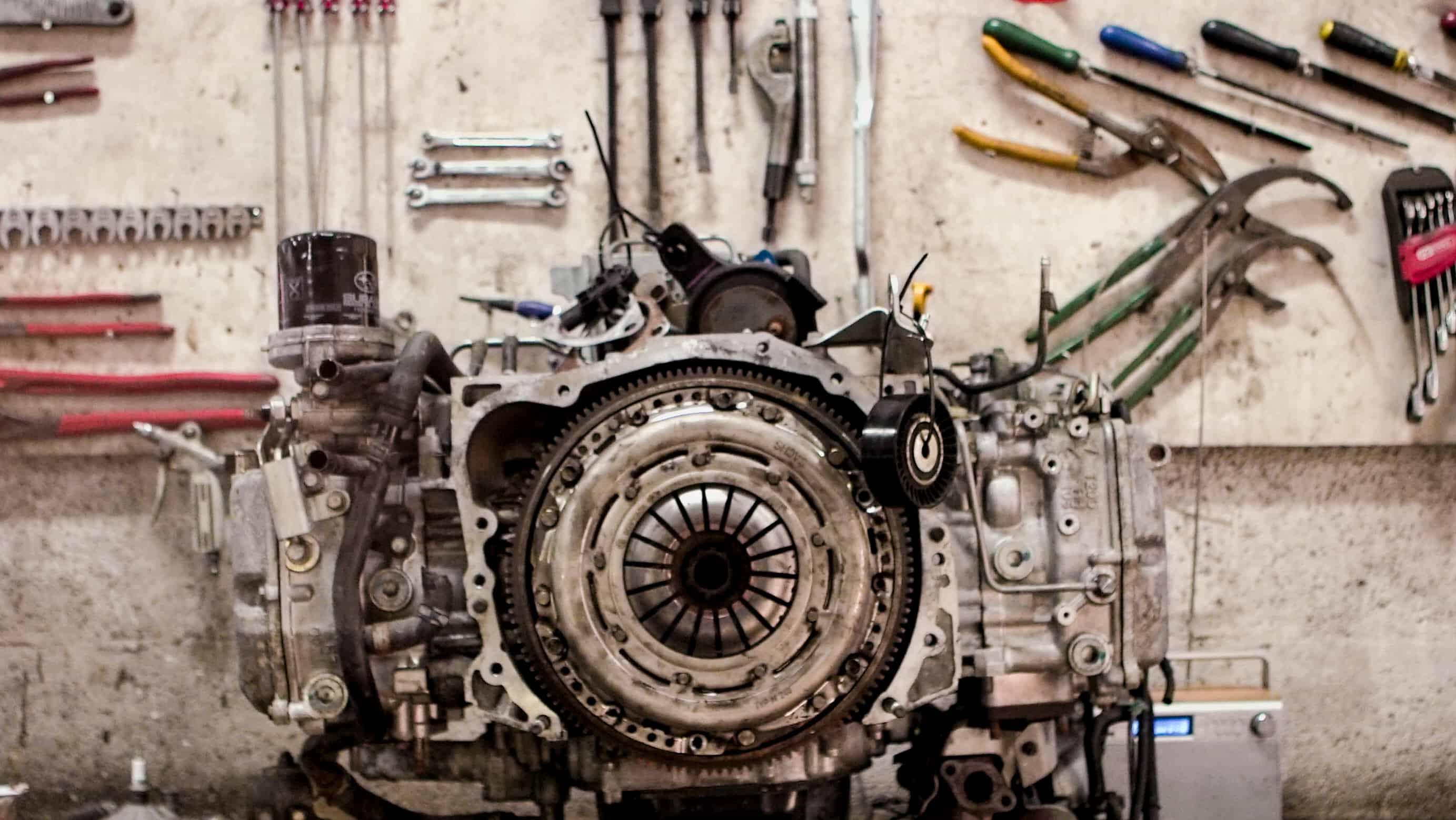 Autoreparaturen bei der Garage Neukomm