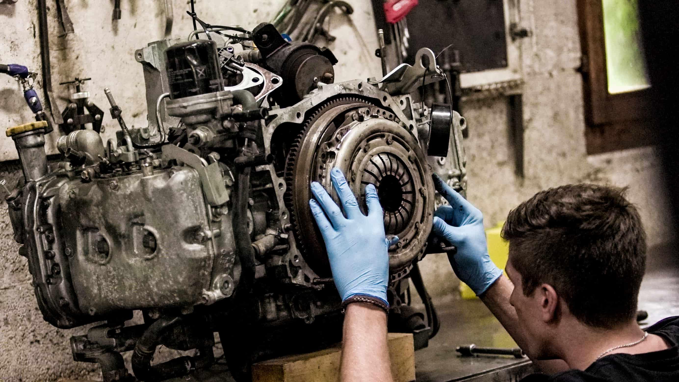 Motor Service Garage Neukomm