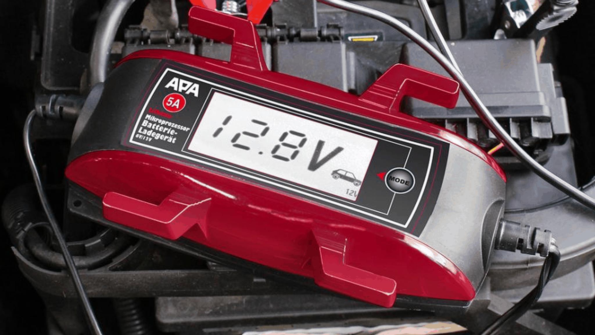 Gratis Auto Batterie Check Garage Neukomm